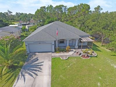 1666 Talbott Street, Palm Bay, FL 32909 - MLS#: 822428