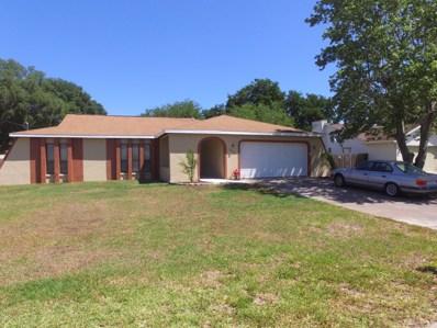 5650 Ada Street, Cocoa, FL 32927 - MLS#: 822433