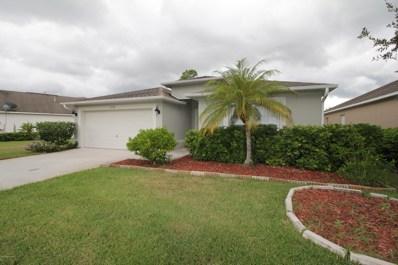 1728 Sawgrass Drive, Palm Bay, FL 32908 - MLS#: 822449