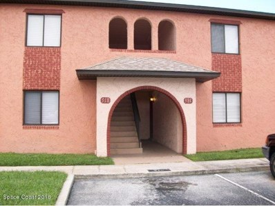 109 San Juan Circle, Melbourne, FL 32935 - MLS#: 822471