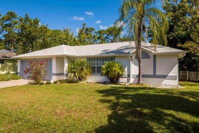 6457 Hunt Road, Cocoa, FL 32927 - MLS#: 822518