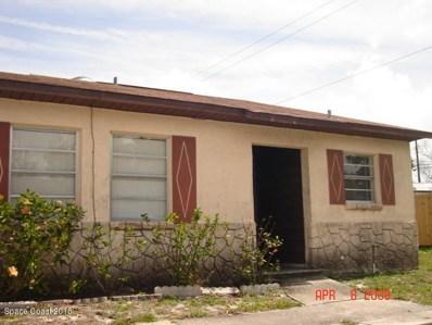 1514 Clearlake Road UNIT 73, Cocoa, FL 32922 - MLS#: 822544