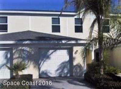 8739 Clara Elizabeth Lane UNIT 302, Cape Canaveral, FL 32920 - MLS#: 822550