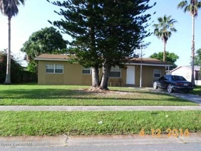 3831 Ellis Drive, Cocoa, FL 32926 - MLS#: 822554