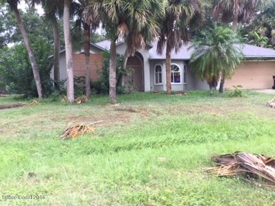 1206 Buffing Circle, Palm Bay, FL 32909 - MLS#: 822586