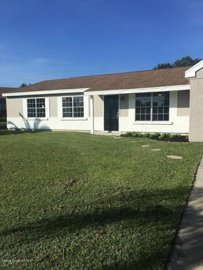 1216 Dawn Street, Palm Bay, FL 32905 - MLS#: 822588