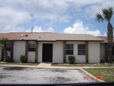 1514 Clearlake Road UNIT 10, Cocoa, FL 32922 - MLS#: 822623