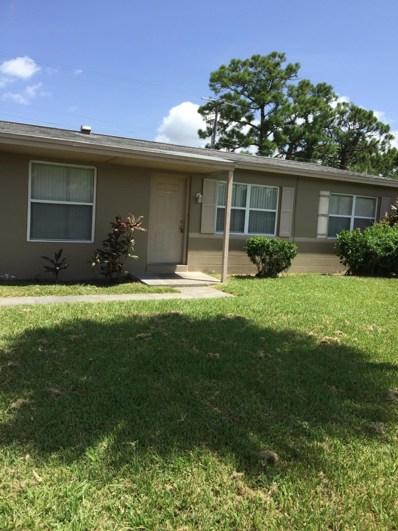 360 Saint Regis Drive, Merritt Island, FL 32953 - MLS#: 822632