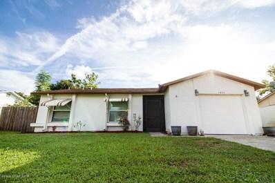 1675 Privateer Drive, Titusville, FL 32796 - MLS#: 822643