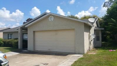 1675 Yorktown Avenue, Titusville, FL 32796 - MLS#: 822699