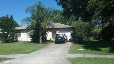 1371 Athens Drive, Palm Bay, FL 32907 - MLS#: 822704