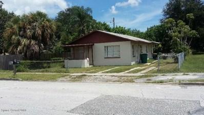 810 Johnson Street UNIT 810, Cocoa, FL 32922 - MLS#: 822740