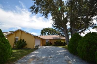 1046 Elmont Street, Palm Bay, FL 32907 - MLS#: 822755