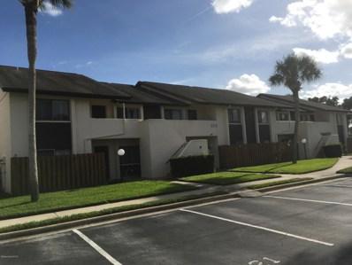 2275 Golf Isle Drive UNIT 221, Melbourne, FL 32935 - MLS#: 822770