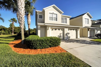 513 Handsome Cab Lane UNIT 205, Melbourne, FL 32940 - MLS#: 822772