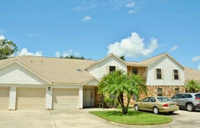 637 Greenwood Village Boulevard UNIT 26, West Melbourne, FL 32904 - MLS#: 822775