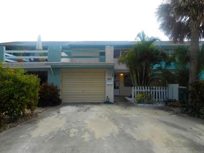 677 Atlantic Drive, Satellite Beach, FL 32937 - MLS#: 822778