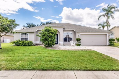1091 Egret Lake Way, Melbourne, FL 32940 - MLS#: 822800