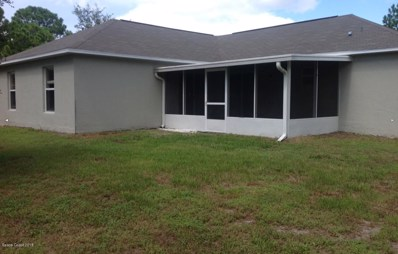 1406 Gray Street, Palm Bay, FL 32909 - MLS#: 822804
