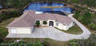 195 Terkam Road, Grant Valkaria, FL 32909 - MLS#: 822831