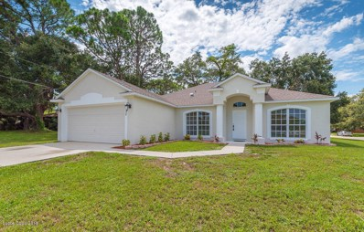 598 Borraclough Avenue, Palm Bay, FL 32907 - MLS#: 822835