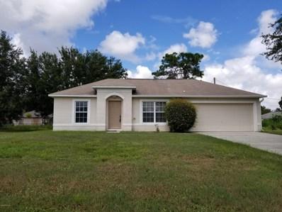 465 Brookedge Street, Palm Bay, FL 32907 - MLS#: 822839