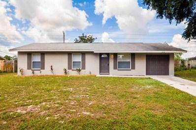 2112 Watts Drive, Mims, FL 32754 - MLS#: 822853