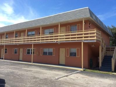 400 Catalina Road UNIT 106, Cocoa Beach, FL 32931 - MLS#: 822873