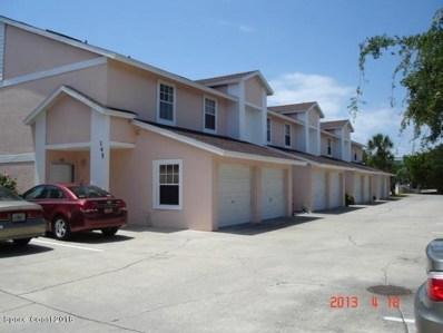 105 Escambia Lane UNIT 804, Cocoa Beach, FL 32931 - MLS#: 822910