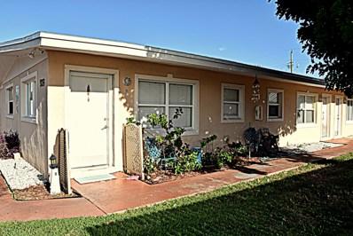 209 Pierce Avenue UNIT D, Cape Canaveral, FL 32920 - MLS#: 822911