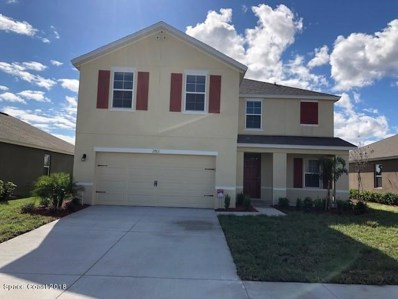2763 Amber Court, Melbourne, FL 32935 - MLS#: 822956