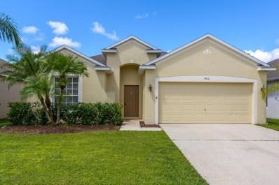 462 Cressa Circle, Cocoa, FL 32926 - MLS#: 822981