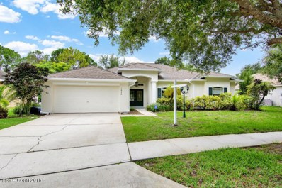 1956 Windbrook Drive, Palm Bay, FL 32909 - MLS#: 822987