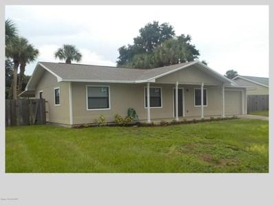 6975 Glenhaven Avenue, Cocoa, FL 32927 - MLS#: 823001