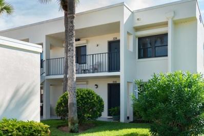 2050 Atlantic Street UNIT 326, Melbourne Beach, FL 32951 - MLS#: 823017