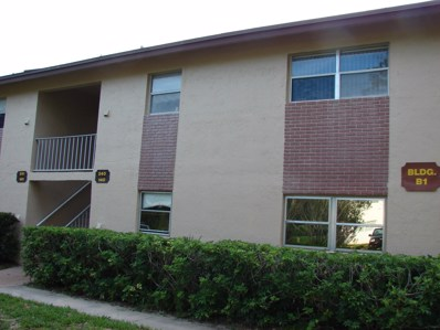 3135 Shady Dell Lane UNIT 140, Melbourne, FL 32935 - MLS#: 823027