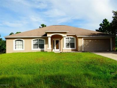 827 Toluca Street, Palm Bay, FL 32909 - MLS#: 823054