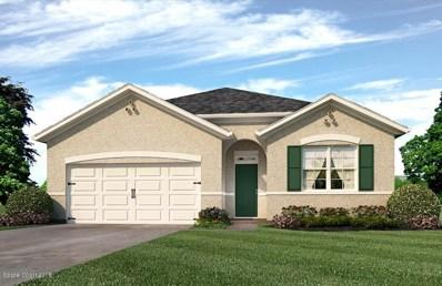 512 Evergreen Street, Palm Bay, FL 32909 - MLS#: 823122