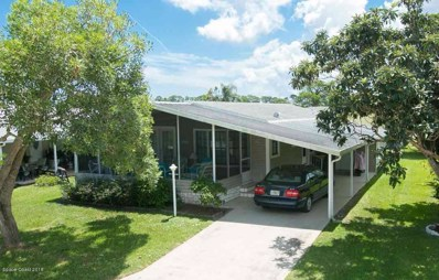 614 Papaya Circle, Barefoot Bay, FL 32976 - MLS#: 823139