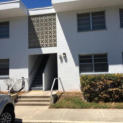 8401 N Atlantic Avenue UNIT H8, Cape Canaveral, FL 32920 - MLS#: 823150