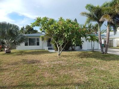 190 Eden Avenue, Satellite Beach, FL 32937 - MLS#: 823232