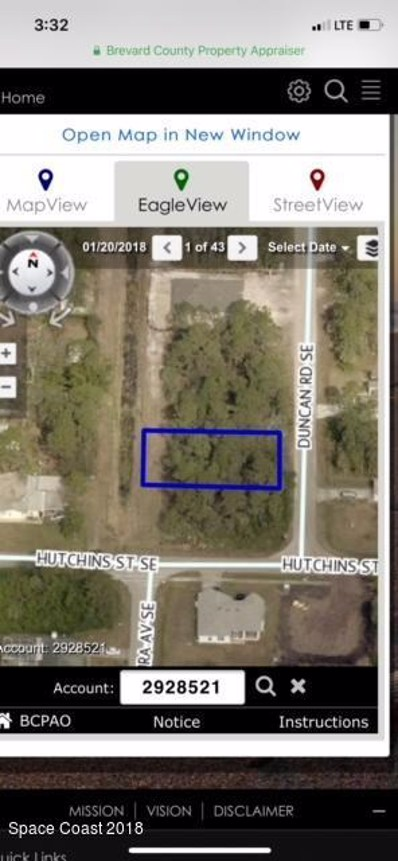 790 Duncan Road, Palm Bay, FL 32909 - MLS#: 823243