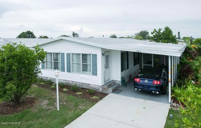 923 Red Bud Road, Barefoot Bay, FL 32976 - MLS#: 823257
