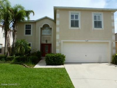 1629 La Maderia Drive, Palm Bay, FL 32908 - MLS#: 823261