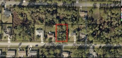 625 Andrew Street, Palm Bay, FL 32909 - MLS#: 823303
