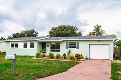 172 Eden Avenue, Satellite Beach, FL 32937 - MLS#: 823330