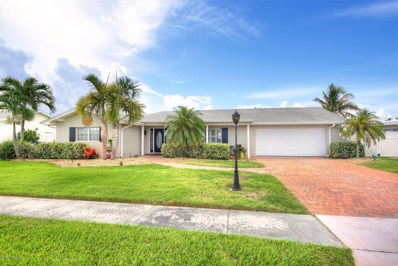 452 Saint Georges Court, Satellite Beach, FL 32937 - MLS#: 823345