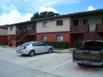 1610 University Lane UNIT 1007, Cocoa, FL 32922 - MLS#: 823346