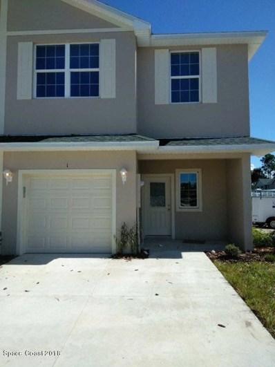 3748 Chambers Lane UNIT 7, Cocoa, FL 32926 - MLS#: 823349