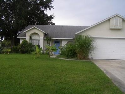 990 NW Buford Street, Palm Bay, FL 32907 - MLS#: 823365